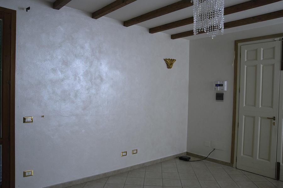 pitture decorative pareti interne romana colori roma